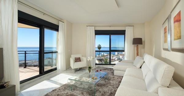 luxury apartment spain