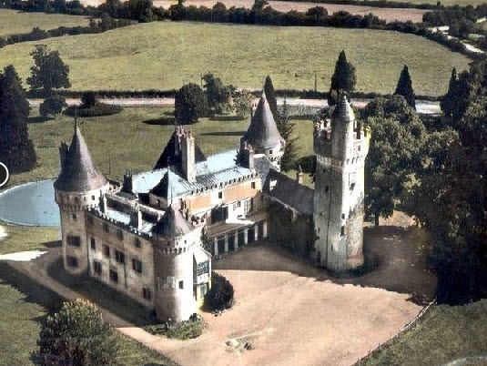castle chateaux home