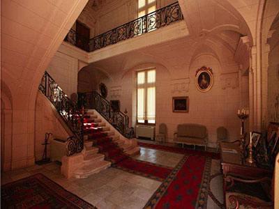 chateau coworking space